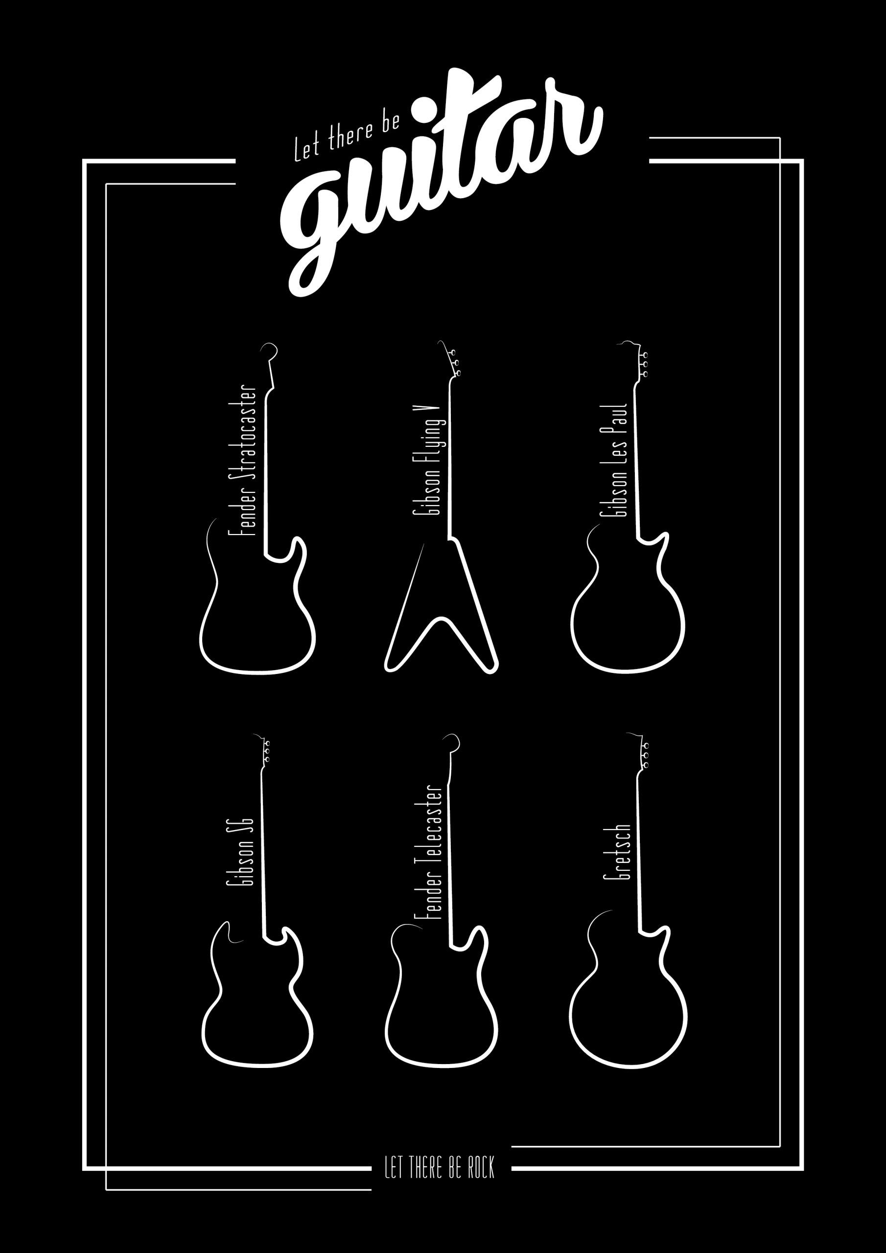 LET THERE BE GUITAR